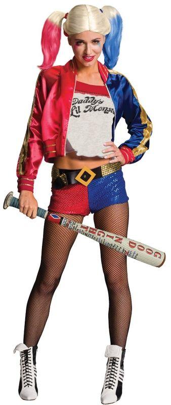 Mancano ormai solo 10 giorni ad Halloween, sai già da cosa ti travestirai? Prova questo costume, diventa una cosplay di Harley Quinn di Suicide Squad! SEGUICI ANCHE SU TELEGRAM: telegram.me/cosedadonna