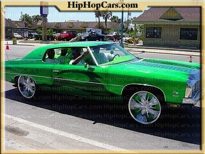 Hiphopcars Com Hip Hop Cars Spinning Rims Candy Paint