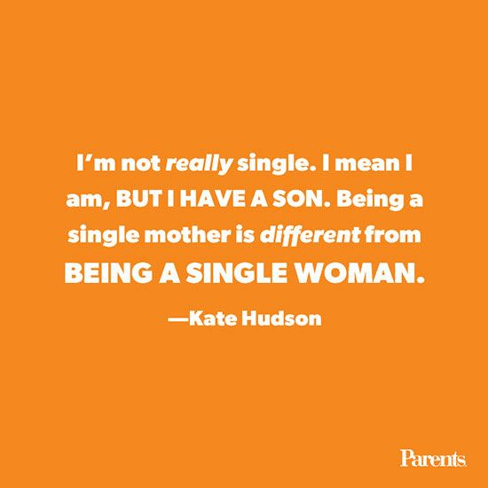 It's rare that you feel alone when you're a single mom. #quotes