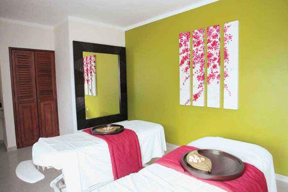Cabina spa spa pinterest obras de arte colores y tratamientos de spa - Decoratie spa ...