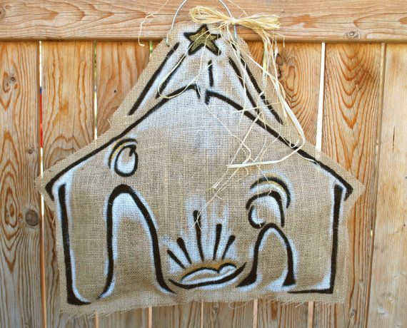 Always remember the reason for the season! Welcome holiday guests with this…