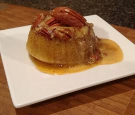 Recipe Golden Pecan Steamed Puddings by Donna O'Sullivan - Recipe of category Desserts & sweets