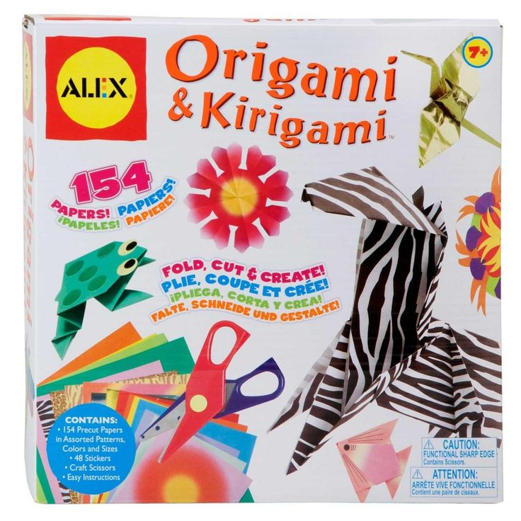 ALEX Toys Craft Origami & Kirigami