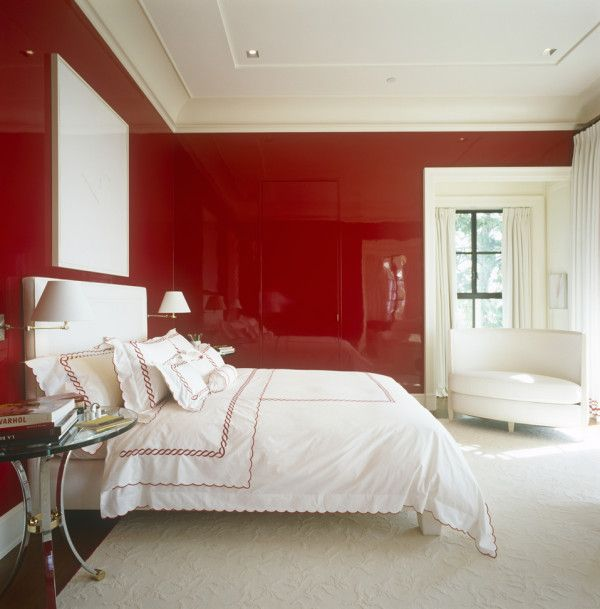 235 best Colour red images on Pinterest Rouge, Wall paint colors