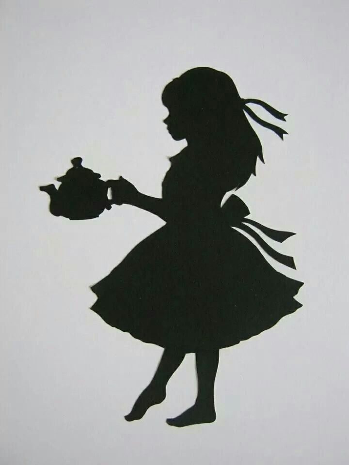 Black And White Alice In Wonderland Tattoes Alice In