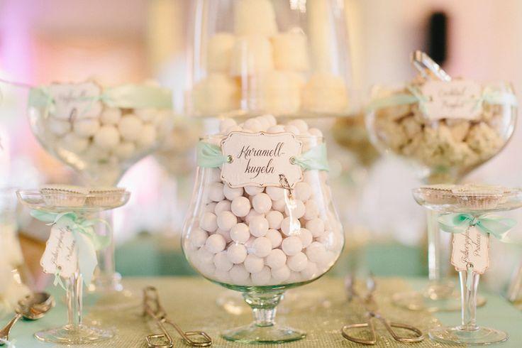 DIY Wedding in mint | Frederike and Dominik