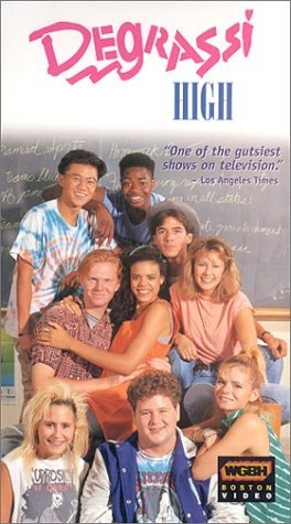 Degrassi High-the original actually it was Degrassi Jr high that was the first!