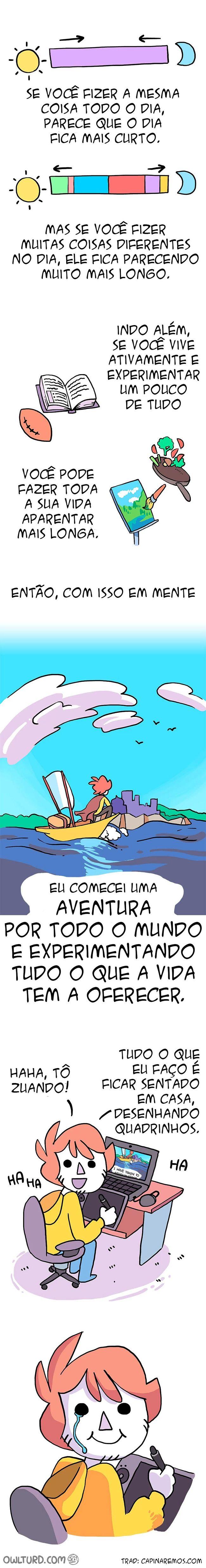 Satirinhas - Quadrinhos, tirinhas, curiosidades e muito mais! - Part 33