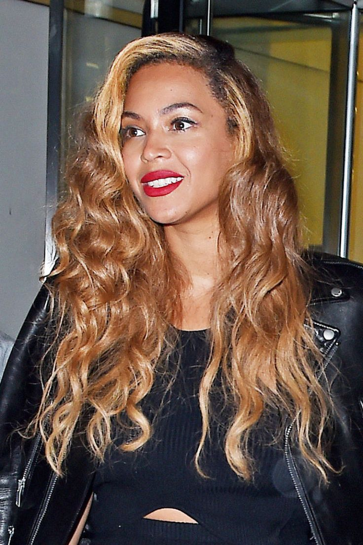Beyonce Brown Hair Color Photo 3