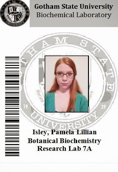 Dr. Pamela Isley / Poison Ivy – Rose Brewer