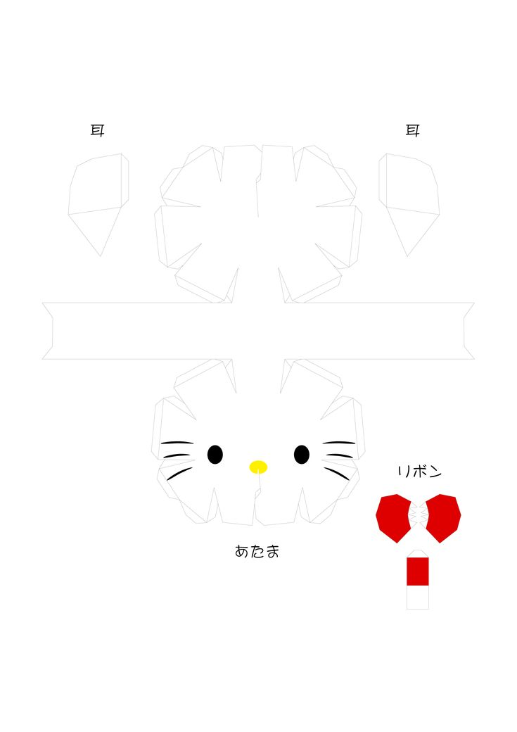 hello kitty mask template - 33 best hk halloween images on pinterest halloween prop