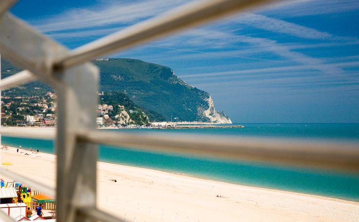 La fantastica vista dal nostro Hotel Residence! ♥ Offerte #Numana 2-9 Agosto: Trilocale a un prezzo incredibile --> http://bit.ly/1kkQGnZ