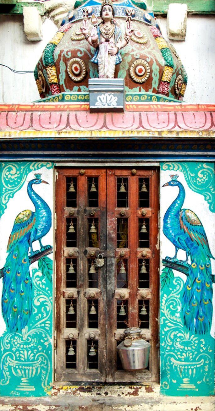 Maratha Palace - Thanjavur, Tamil Nadu, India