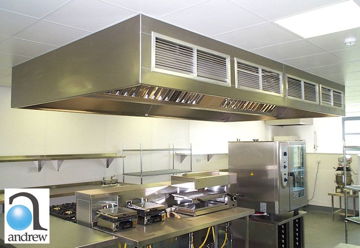 Restaurant Kitchen Hood Vents kitchen ventilation | home design styles