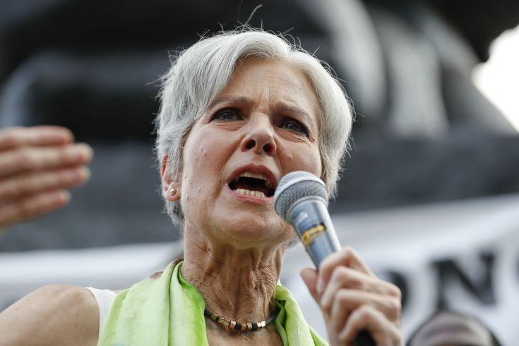 Jill Stein's fairy-tale candidacy