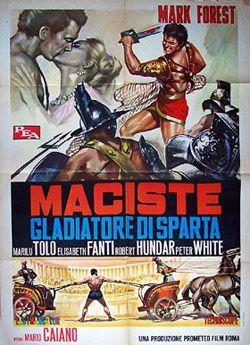 Maciste gladiatore di Sparta (1964) (The Terror of Rome Against the Son of Hercules)