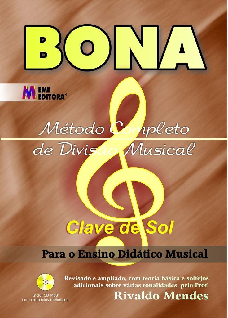 Partituras Gospel Free: Método - Bona (Método de Solfejo)