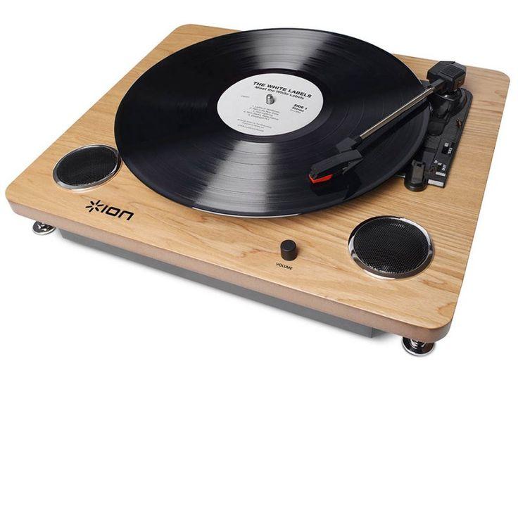 Toca Discos Ion Archive LP