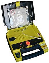 Automated external defibrillator - Wikipedia, the free encyclopedia