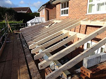 Low Pitched Roof Extension Google Search Extension