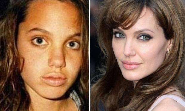 Melhores Makes: O antes e o depois dos famosos