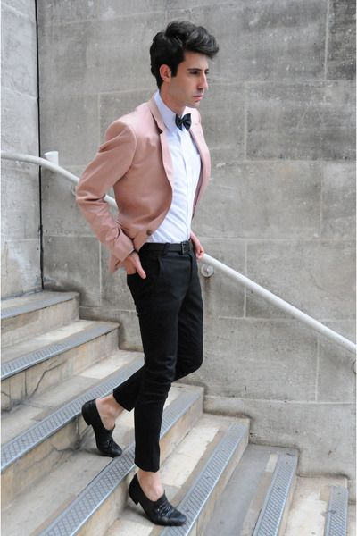 Adrian Cano from Chictopia  a well dressed chap if I do say so myself