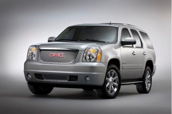 2014 GMC Yukon SUV