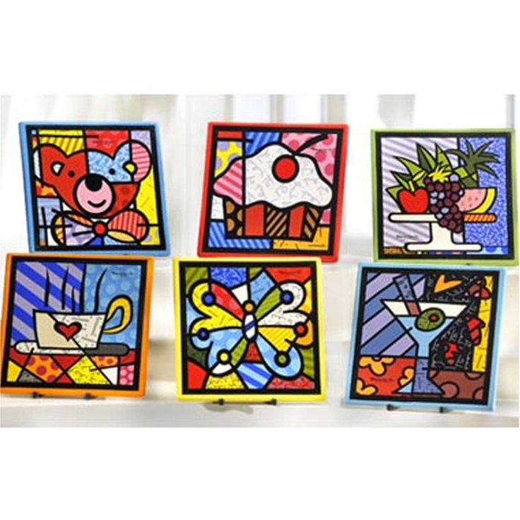 Ceramic Art Tiles For Kitchen