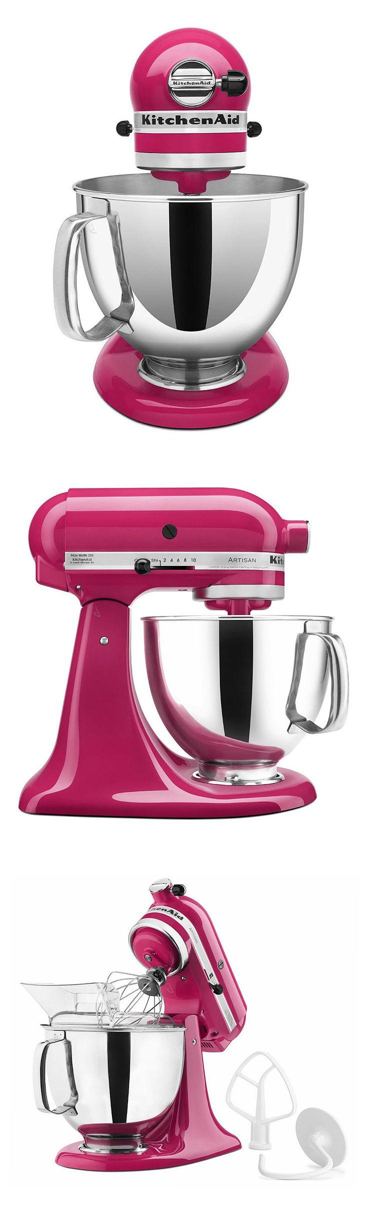 Kitchenaid artisan stand mixer in cranberry pink product design product design - Flamingo pink kitchenaid mixer ...