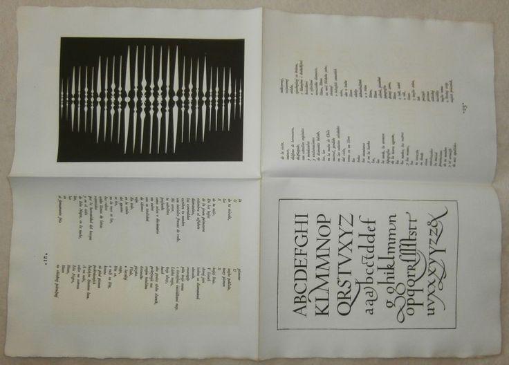 Neruda: Óda na typografiu (ručná sadzba na ručnom papieri z V. Losín)