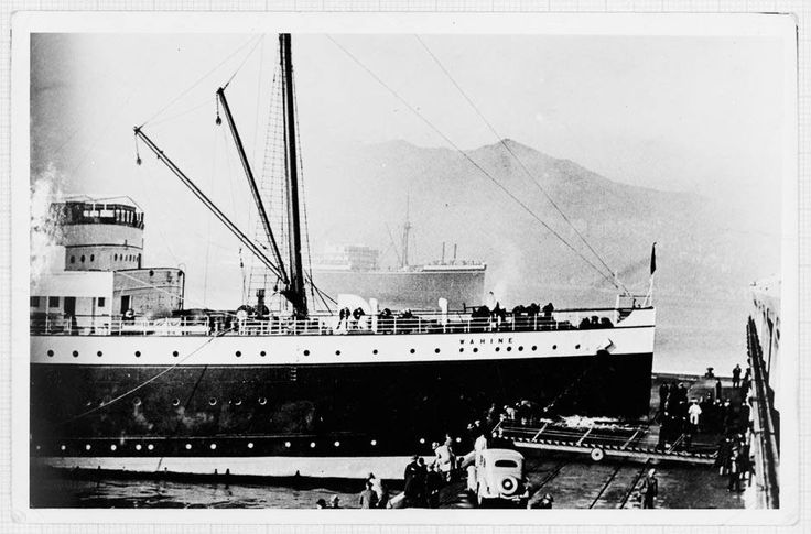 33 Best Union Steamship Co Images On Pinterest New