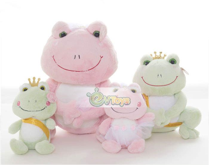 Soft Plush Lover Fog Doll as Marriage Congratulation Gift for Loversat EVToys.com