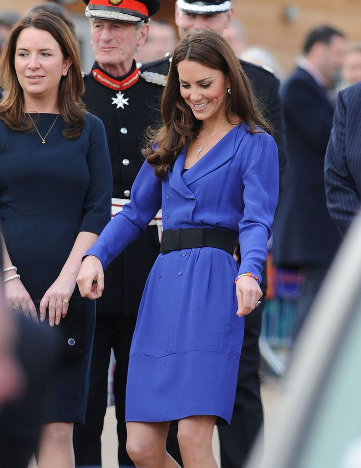 REBECCA DEACON PRINCE WILLIAM Kate Middleton Photos: Kate Middleton Attends A Tree Planting Ceremony