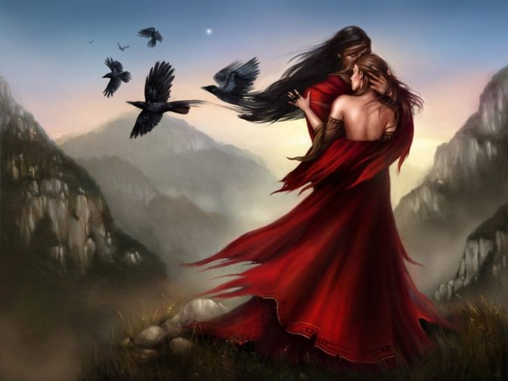 мистика любви картинки некоторые представители