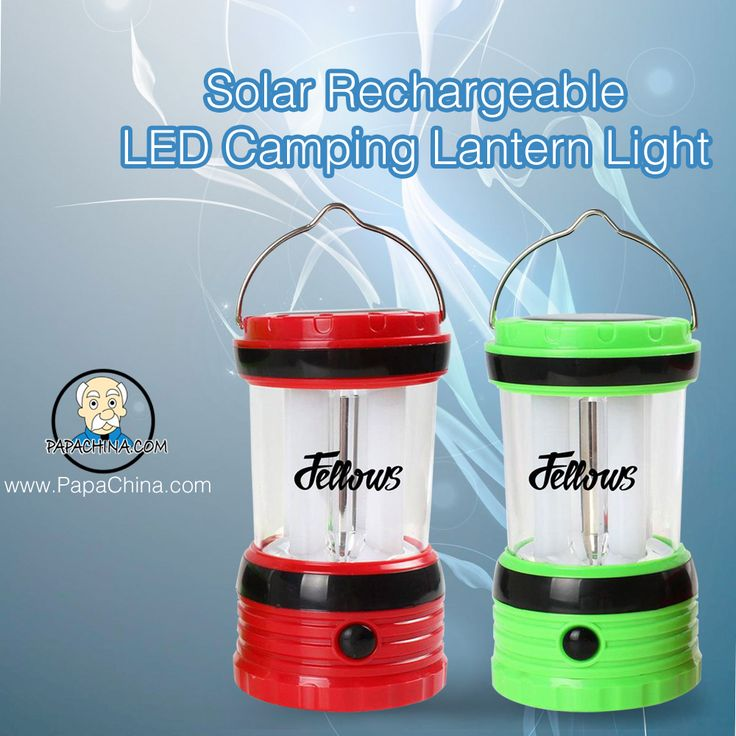 Your audience will never forget the message you pass on when that message is on Solar Rechargeable LED Camping Lantern Light. Constructed of acrylonitrile butadiene styrene (ABS), rubber, not only will your message be heard, but it will also be remembered.