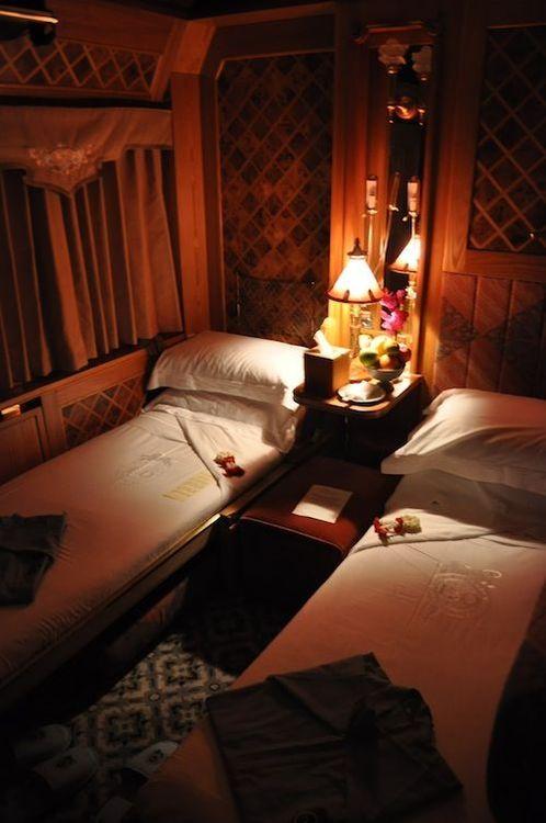 Orient Express sleeping car