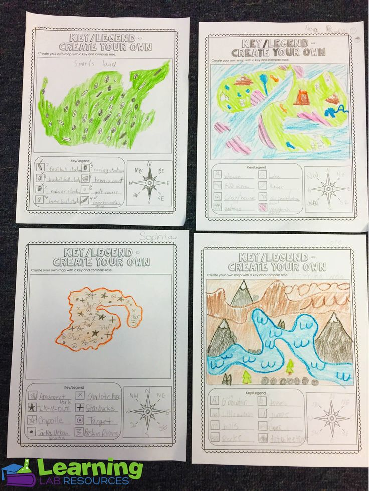 Let students have fun while learning about map skills with this interactive unit! Topics include cardinal directions, grids, scale, types of maps, and latitude and longitude.
