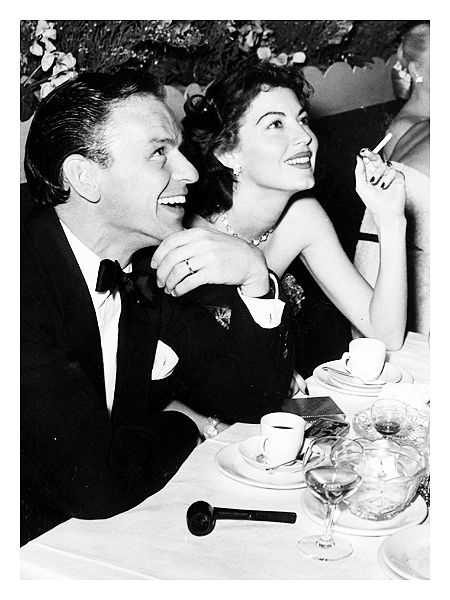 Pictures: Ava Gardner & Frank Sinatra (2)