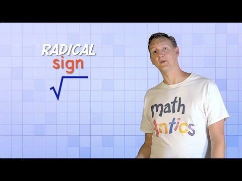 Math Antics - Exponents & Square Roots - YouTube