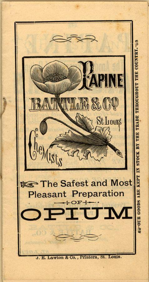 ahhhh, opium
