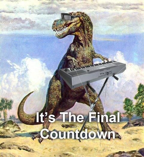 It's the final countdown ninonino   http://frikinianos.es/its-the-final-countdown/  #humor #lolazos #funny #meme #risas #chistacos
