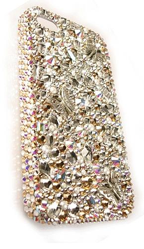 Crystalskins.co.uk - Crystal Covered Blackberry Covers | Crystal Covered iPhone Covers | Crystal Covered Phones | Swarovski Crystal Phone Covers