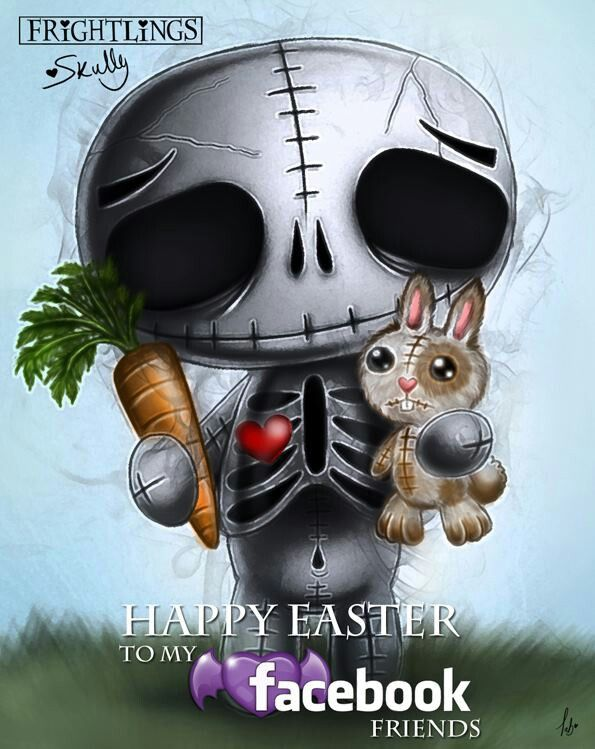 Frightlings...Easter