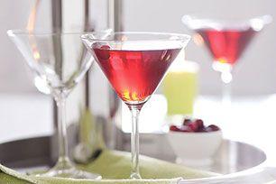 Double-Berry Martini