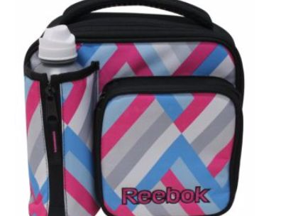 Reebok Patterned Lunch Bag $26.24  #SEARSBACK2CAMPUS