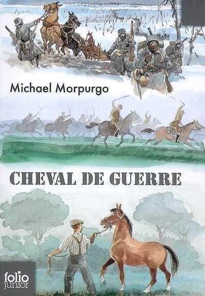 Cheval de guerre - Nouvelle édition par Michael Morpurgo   Jeunesse   Romans 7-10 ans   Leslibraires.ca