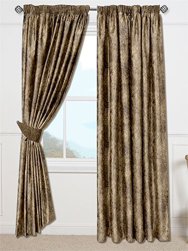 Premium Velvet Mink Curtains - create a homely effect in your room with these full and fabulous curtains, hanging sumptuously and full at your windows. #curtains #velvet