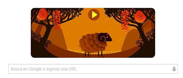 Año Nuevo Lunar 2015: Google lo celebra con original 'doodle'. El Año Nuevo Lunar 2015, también conocido Año Nuevo Chino, es el inicio del año 4.713, según el calendario del país asiático. - See more at: http://multienlaces.com/ano-nuevo-lunar-2015-google-lo-celebra-con-original-doodle/#sthash.vr8rSRTu.dpuf