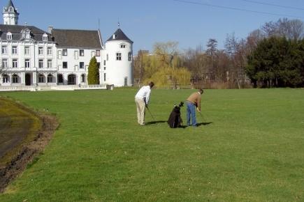 Teaching hotel - castle -possible to book total hotel for groups - Maastricht