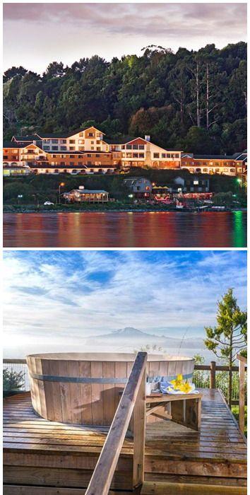#Cabanas_Del_Lago_Hotel - #Puerto_Varas - #Chile http://en.directrooms.com/hotels/info/8-92-1565-34341/